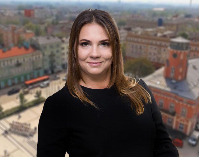 Nasz Kandydat do Senatu - Magdalena Kłosowska